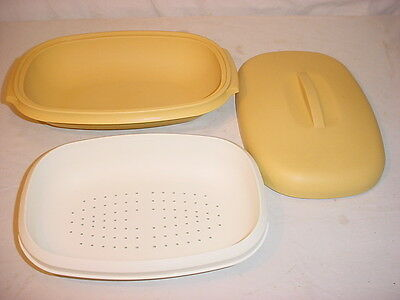 vintage tupperware rice cooker instructions