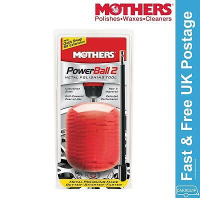 Mothers Powerball Vehicle Polishing Tool