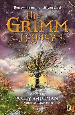 The Grimm Legacy by Polly Shulman (English) Paperback Book Free Shipping!