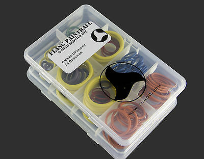 Empire Dfender 5x color coded o-ring rebuild kit by Flasc Paintball
