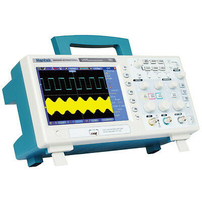 Hantek DSO5202P-INT 200MHz 2 Channel Digital Storage Oscilloscope SHIPS FROM USA