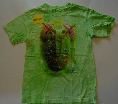 The Mountain GRASSHOPPER FACE T-Shirt Youth Boy Girl Child Sizes New
