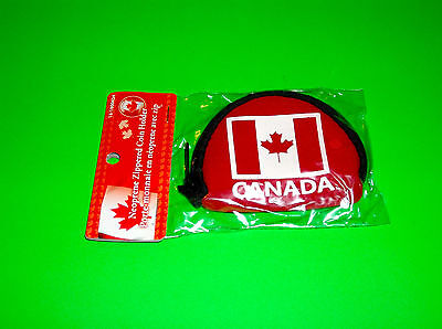 Canada Hockey Support Your World Juniors Ladies Olympic Team Coin Holder