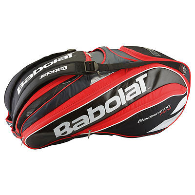 BABOLAT Racket Holder X16 Badminton Tennis Racketbag Tasche Pro Line -NEU-
