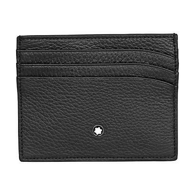 mont blanc meisterst 252 ck soft grain card holder eur 136 31 picclick fr
