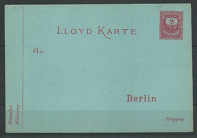 Privatpost Lloyd 2 Pf. Berlin (40950
