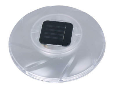 Pool Solar Lampe Poolbeleuchtung Poollampe LED Leuchte Solarbetrieben in wasser