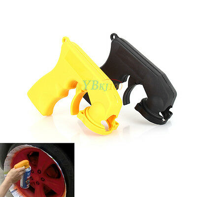 New Automotive Aerosol Spray Painting Can Gun Handle With Full Grip Trigger