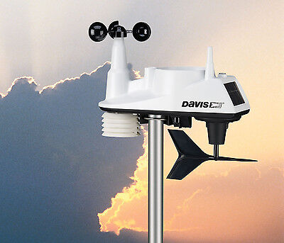 Davis Instruments 6250 Vantage Vue Self Contained Wireless Weather Station New