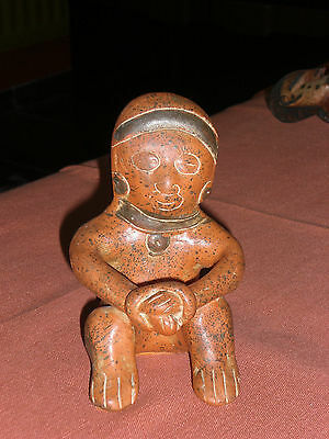 Statuette Mexicaine Precieuse