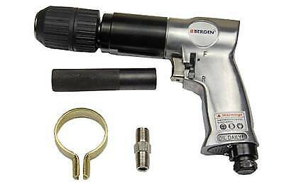 "Bergen 1/2"" Dr Reversible Keyless Air Drill 700Rpm B8210"