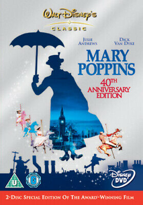 Mary Poppins DVD (2005) Julie Andrews