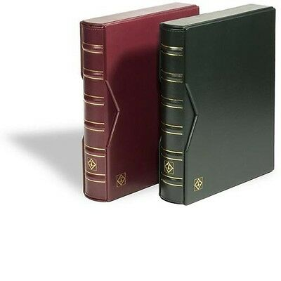 LIGHTHOUSE VARIO-Classic Binder and Slipcase, green