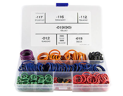 Tippmann 98 Deluxe color coded o-ring kit W/ 300+ orings by Flasc Paintball