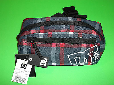 Dc Shoes Dc Shoe Co Usa Skateboard Longboard Bmx Farce Waist Fanny Pack Case