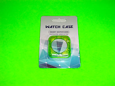 Apple Watch 38Mm Sport Edition Green Silicone Case Cover Skin