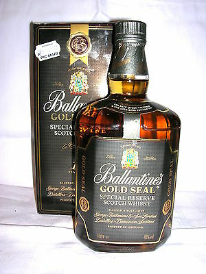 Ballantines Gold Seal 12 Years Old Special Reserve 1 Liter 40%  ca. 20 Jahre alt