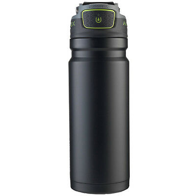 Avex 20 oz. Recharge Autoseal Stainless Steel Travel Mug - Black