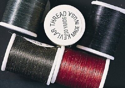 Kevlar Tying Thread 50 yard spool - Veniards