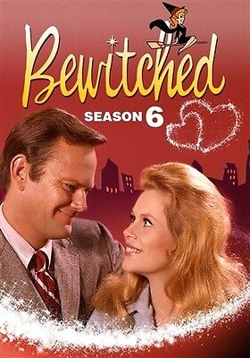 Bewitched: Season 6 - 3 DISC SET (2015, REGION 1 DVD New)