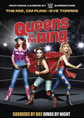 Queens Of The Ring (2014, REGION 1 DVD New)