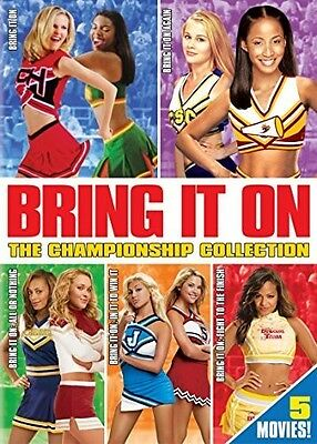 Bring It On: The Championship Collection - 3 DISC SET (2015, REGION 1 DVD New)