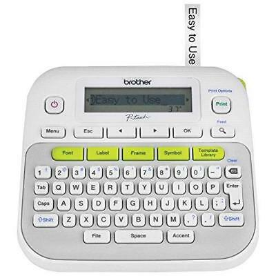 Brother P-Touch PT-D210 Label Maker New