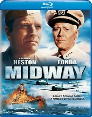 Midway - Blu-Ray Region 1 Free Shipping!