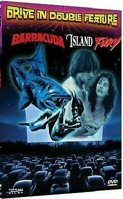 Drive in Double Feature:island Fury/b - DVD Region 1 Free Shipping!