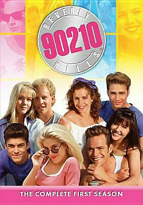 Beverly Hills 90210:first Season - DVD Region 1 Free Shipping!