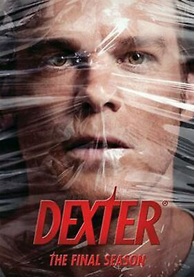 Dexter: Complete Final Season - DVD-STANDARD Region 1 Free Shipping!