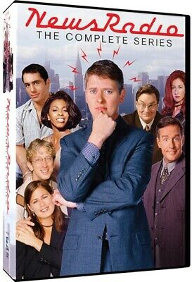 Newsradio: The Complete Series - 9 DISC SET (2015, REGION 1 DVD New)