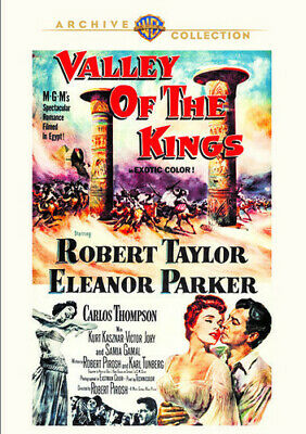 Valley Of The Kings (1954) (2016, REGION 1 DVD New)