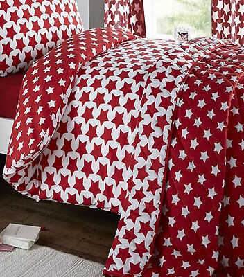 Etoile, Red Star Quilted Throw