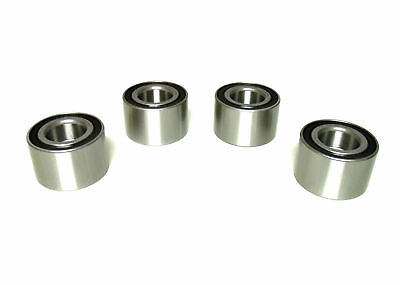 Set of Front and Rear Wheel Bearings: 2007-2015 Can-Am Renegade 800 4x4 ATV