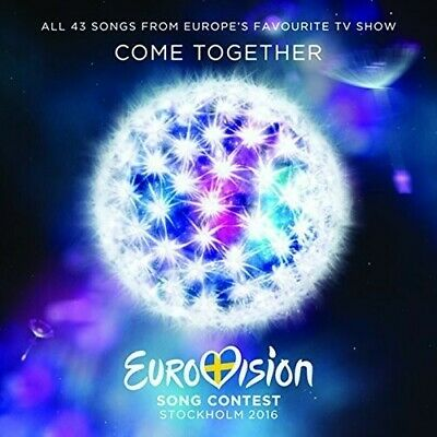 Various Artists - Eurovision Song Contest Stockholm 2016 / Various [New CD] UK -
