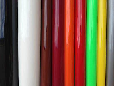 10m PVC T-SHIRT HEAT VINYL TRANSFER FILM-HEAT PRESS