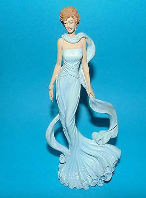 The Hamilton Collection figurine ornament 'Princess Diana' 1st quality + CERT