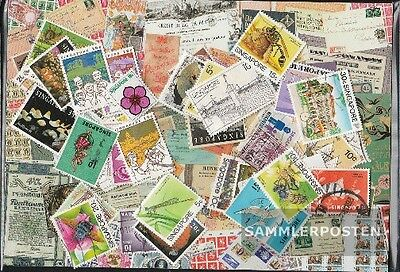 Singapore 50 different stamps