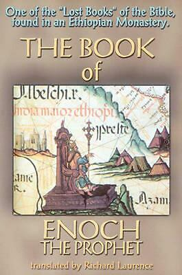 The Book of Enoch the Prophet: One of the 'Lost Books of the Bible' Found in an