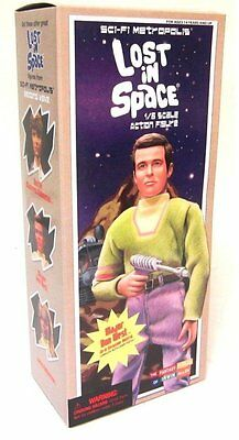"""Lost In Space- Major Don West 3Rd Season Outfit 12"""" Action Figure"""