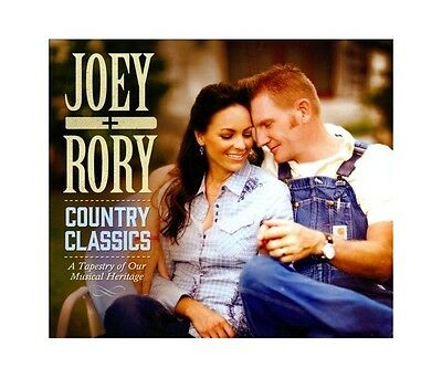 Joey + Rory - Country Classics: A Tapestry of Our Musical Heritage CD Brand New