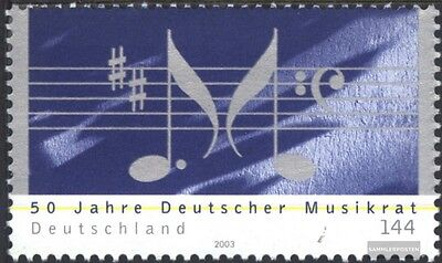 FRD (FR.Germany) 2346 (complete issue) used 2003 music