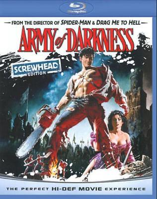 Army Of Darkness New Blu-Ray