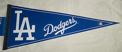 MLB : Los Angeles Dodgers Large Pennant - New