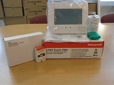 Honeywell Ademco L7000 Lynx Touch Control Panel Only w/3GL/WiFi  **NEW**