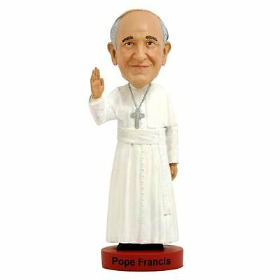 Pope Francis Limited Edition 8-Inch Tall Bobble Head Bobblehead
