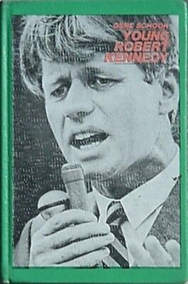 Young Robert F. Kennedy, 1969 Book