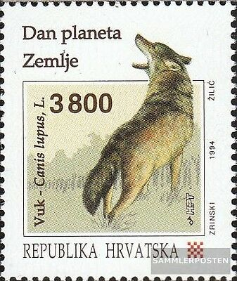 Croatia 272 mint never hinged mnh 1994 Day of Planeten Earth