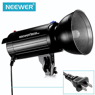 Neewer® 400W 5600K Bowens Mount Flash Strobe Light Monolight for Photo MT-400